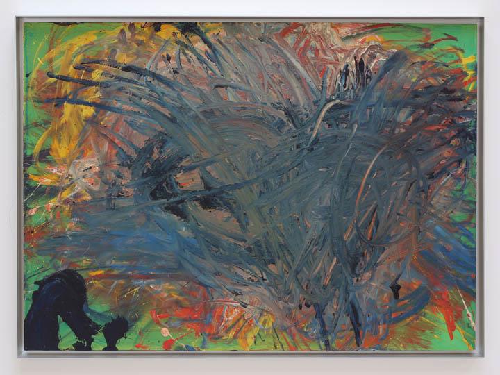 Arnulf Rainer Galerie Haas AG Zürich