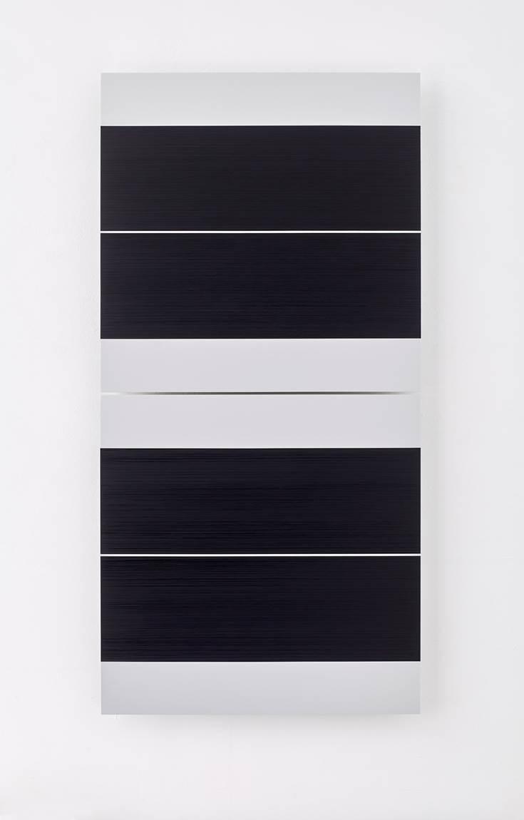 Frank Gerritz, Double J.P., 2015, Ölwachsstift auf bedrucktem Papier, 2teilig