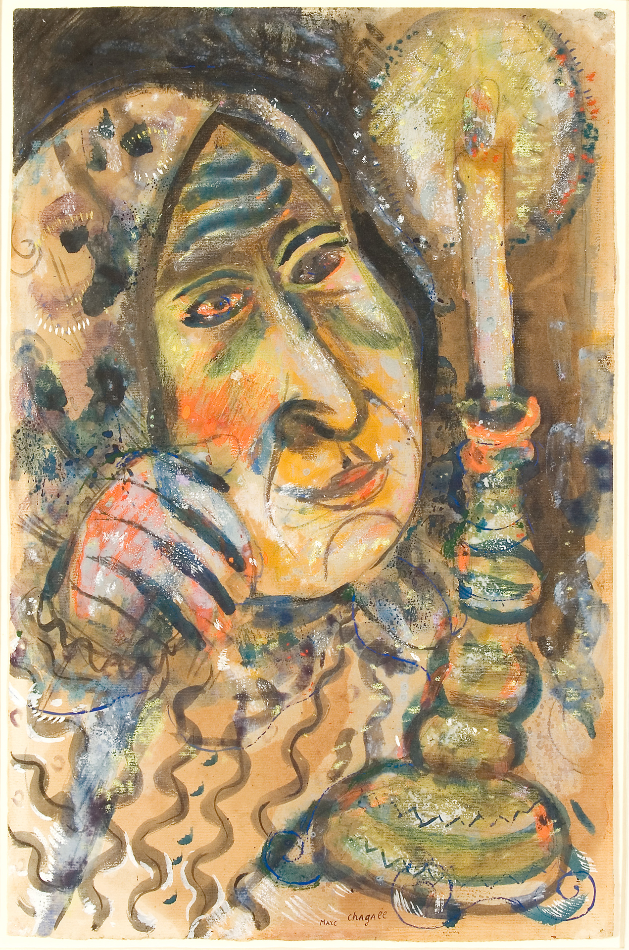 Marc Chagall Galerie Haas AG Zürich