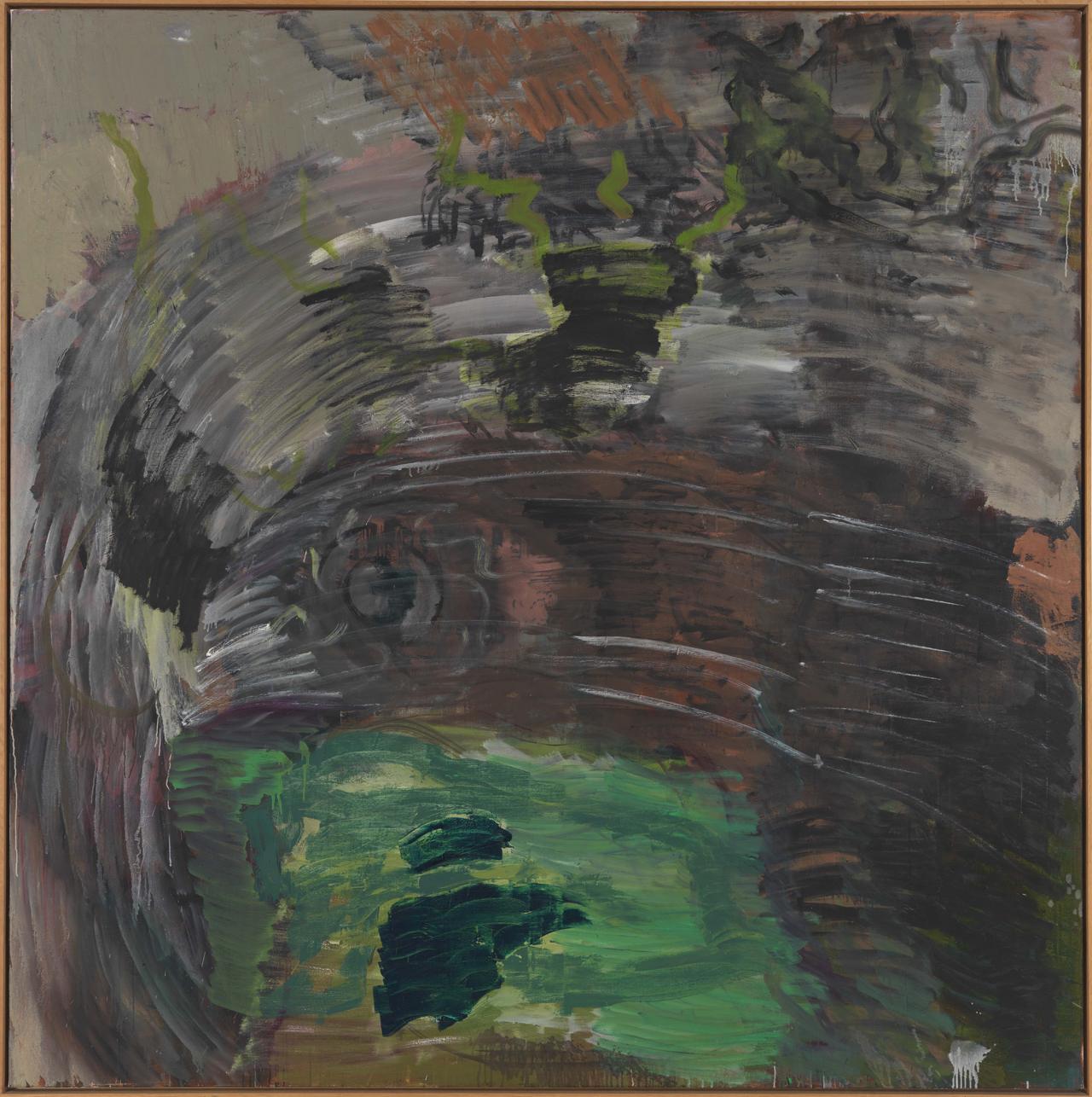 Per Kirkeby Galerie Haas AG Zürich