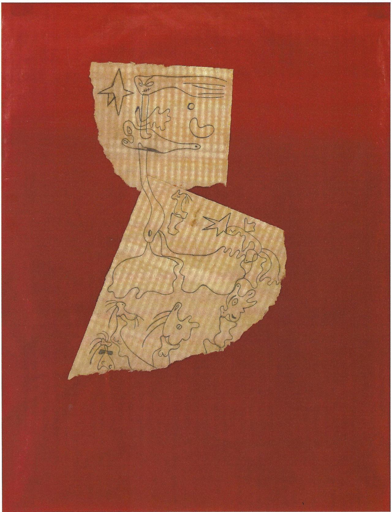 Joan Miró Galerie Haas AG Zürich