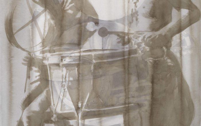 """Slawomir Elsner, Aus der Serie """"Busker"""", 2013"""