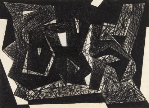 Hans Uhlmann, Ohne Titel, 1964