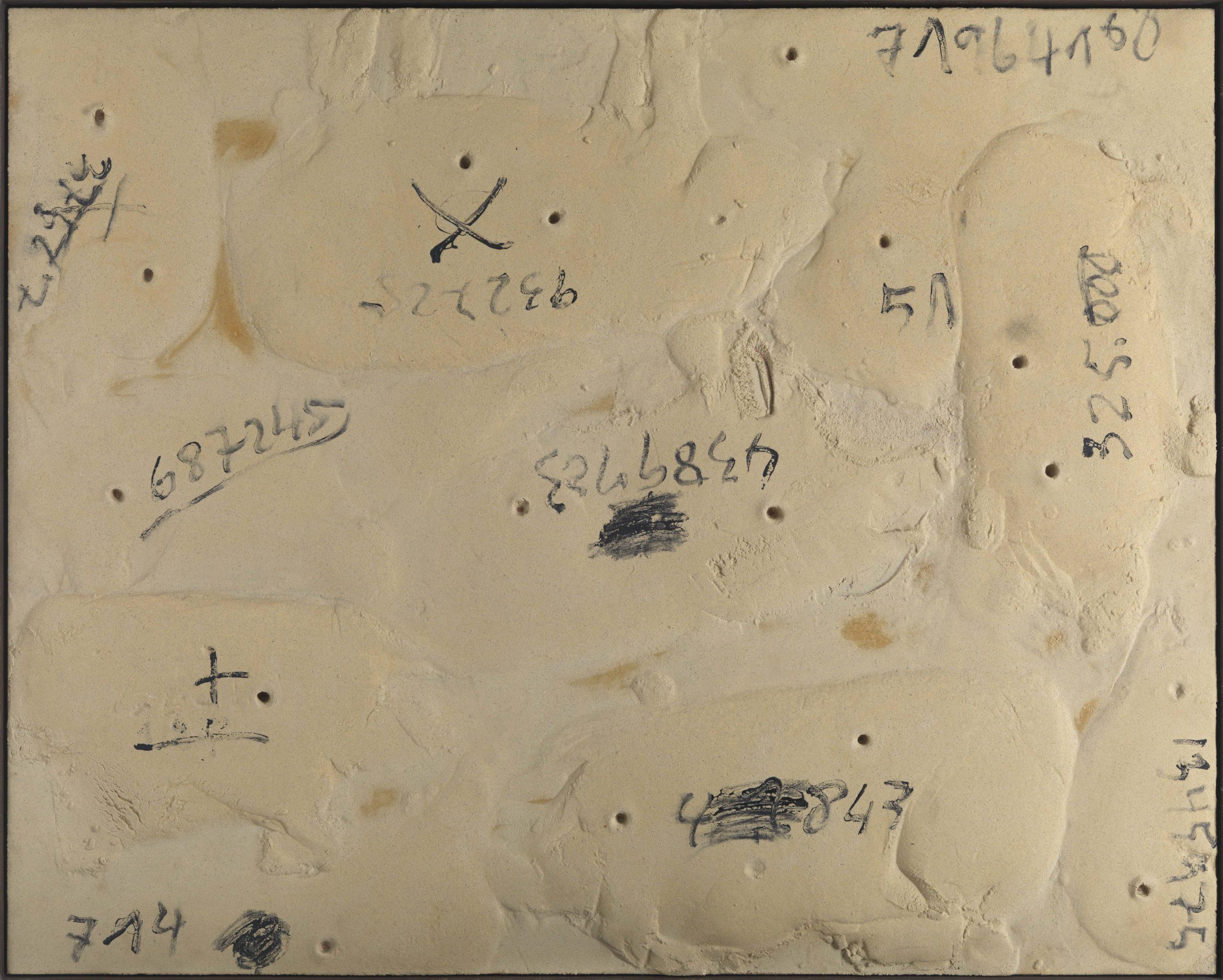 Antoni Tàpies Galerie Haas AG Zürich